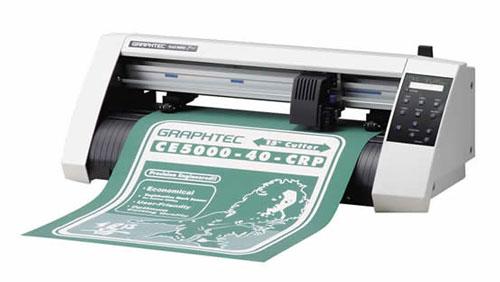 CE5000 40 000 - Máy cắt decal Graphtec ce5000