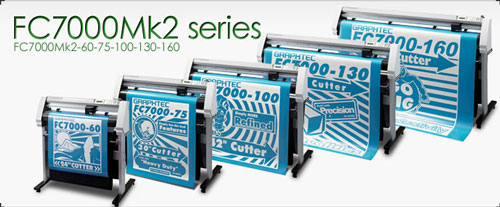 fc7000 l - Máy cắt decal Graphtec FC7000Mk2 series