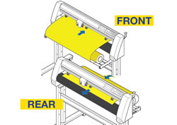 img 03 04 - Máy cắt decal Graphtec FC7000Mk2 series