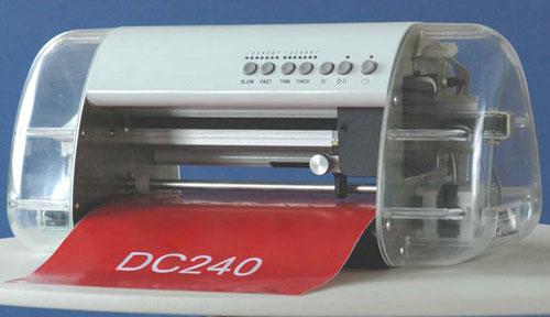dc24 27 - Máy cắt decal mini DC240