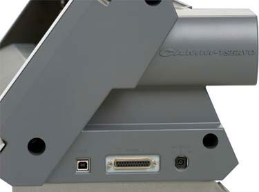 gx24 servo - Máy cắt decal Roland Camm-1 GX 24