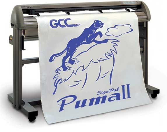 Máy cắt decal Puma