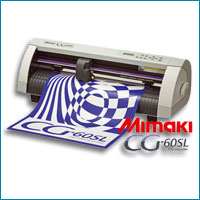 may cat <p> decal Mimaki