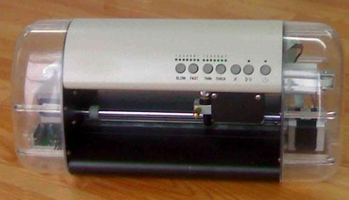 115 - Máy cắt decal mini DC240