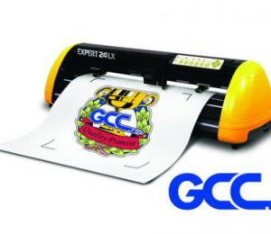 Máy cắt decal GCC Expert 24LX thanh lý