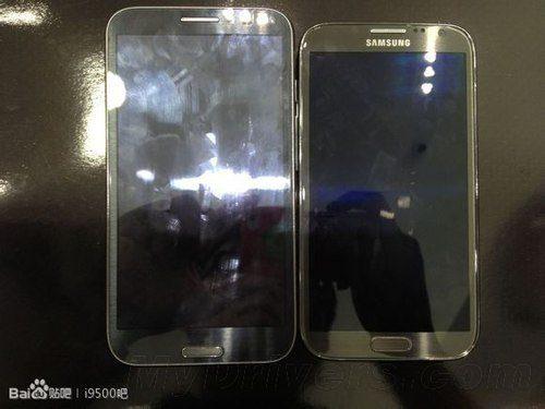 Ảnh Galaxy Note III màn hình 6 inch Full HD xuất hiện