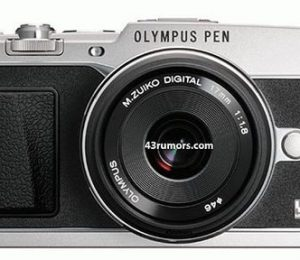 Hình ảnh đầu tiên của indication Olympus E-P5