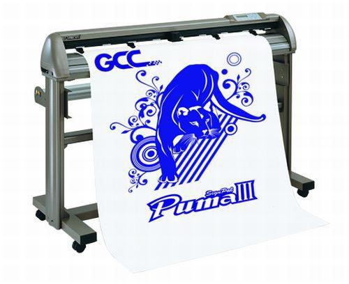 Máy cắt decal Đài Loan GCC Puma III