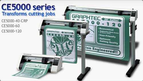 Máy cắt decal Graphtec CE5000