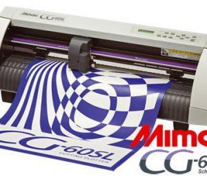 Máy cắt chữ decal Mimaki cg60-sl