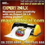 Máy cắt decal GCC Expert 24LX Đài Loan