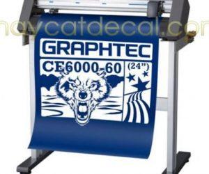 Máy cắt decal graphtec-ce6000-60