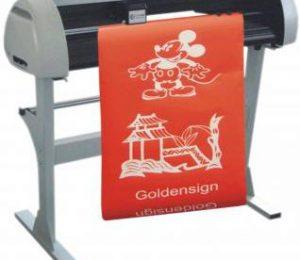 Máy cắt decal GoldenSign