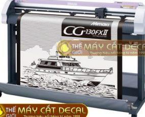 Máy cắt decal Mimaki CG-130FX II