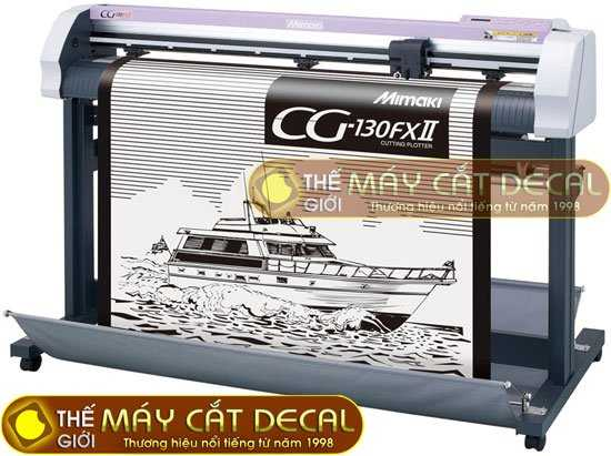 Máy cắt decal Mimaki CG-FX series II