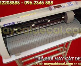 Máy cắt decal cũ Mimaki CG-60ST