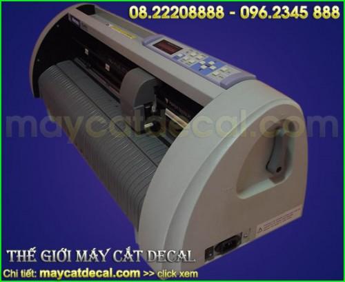 Máy cắt chữ decal cũ Mimaki CG-60ST