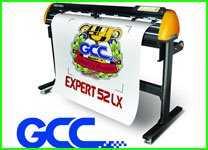Máy cắt decal Expert 52 LX của GCC Đài Loan