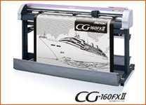 máy cắt decal mimaki cg-160fxii