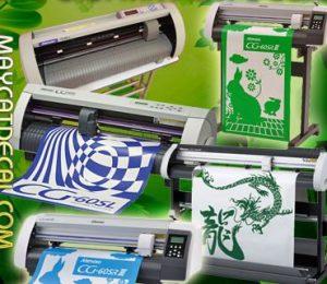 Tại sao bạn nên mua máy cắt decal Mimaki?