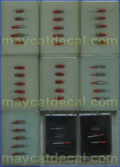 Dao máy cắt decal Trung Quốc