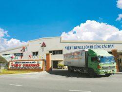 Công ty bao bì Việt Trung