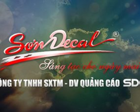 Sơn Decal - SDC