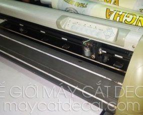 Bán máy cắt decal Đài Loan Bobcat cũ giá rẻ