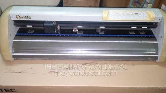 bán máy cắt chữ cũ Bobcat GCC Đài Loan