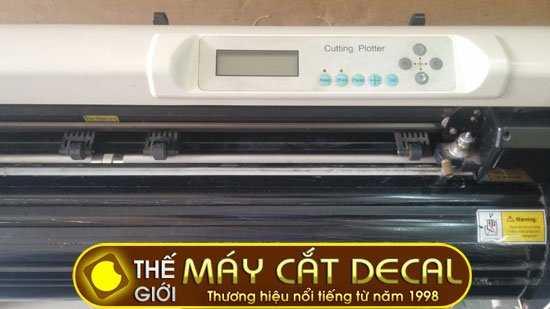 Bán máy cắt decal Rabbit HX630 cũ