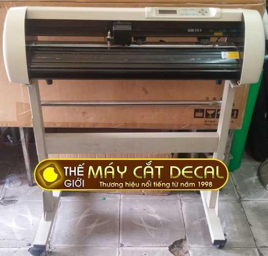 Bán máy cắt chữ decal cũ còn tốt Rabbit HX630 giá rẻ