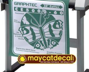 Bán máy cắt decal Graphtec cũ CE5000 còn tốt