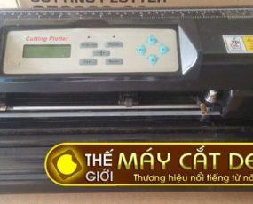 Máy cắt decal cũ giá rẻ Rabbit HX630H cần bán