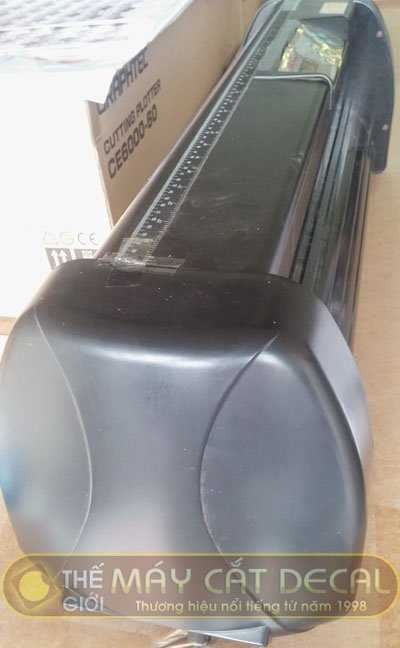 Máy cắt decal Rabbit HX630 cũ giá rẻ
