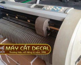 Bán giá tốt máy cắt decal Mimaki CG-60ST cũ Nhật Bản