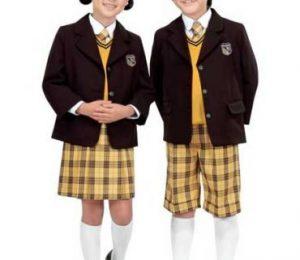 In decal chuyển nhiệt đồng phục học sinh