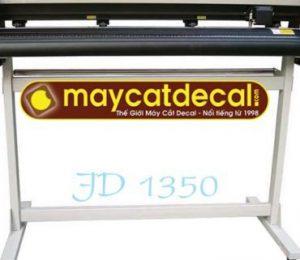 Bán máy cắt decal cũ JD1350 khổ 1,2m giá rẻ