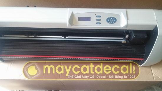 Bán máy cắt chữ đề can JL600 thanh lý
