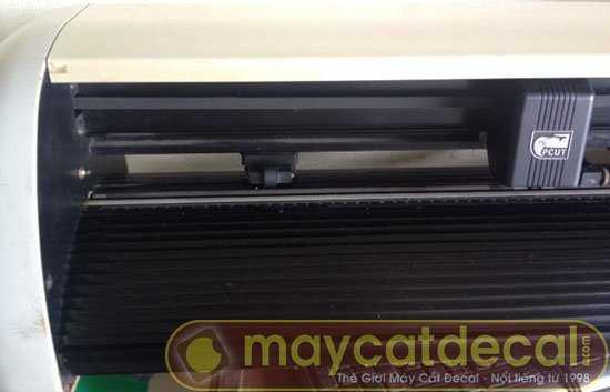 máy cắt decal cũ Pcut CTN630 giá rẻ còn tốt