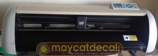 máy cắt decal cũ Pcut CTN630 giá rẻ