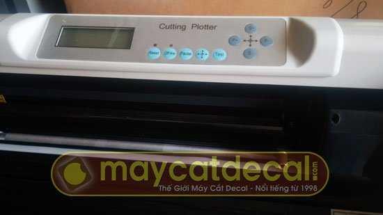 máy cắt decal thanh lý Rabbit HX630