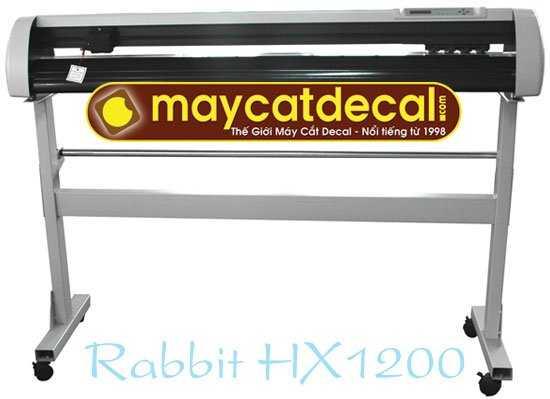 máy cắt decal Rabbit HX1200 thanh lý