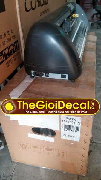 Bán máy cắt decal GCC Sable cũ giá rẻ