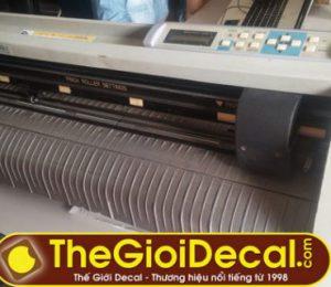 Bán máy cắt decal Mimaki ST cũ còn tốt giá 16 triệu đồng