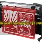 Máy cắt decal Graphtec FC8000 khổ cắt 1m3