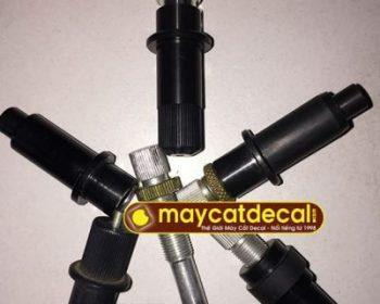 Máy cắt decal cắt chỗ đứt chỗ không - Nguyên nhân tại sao?