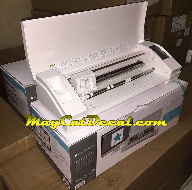 Máy cắt mini A3 Cameo 3