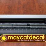 Máy cắt bế decal tem nhãn Graphtec CE Lite 50 Nhật Bản