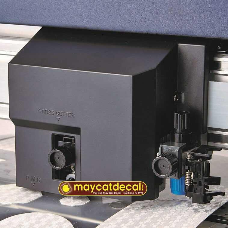 Máy có thể cắt bế vật liệu dày, cứng chuyên nghiệp