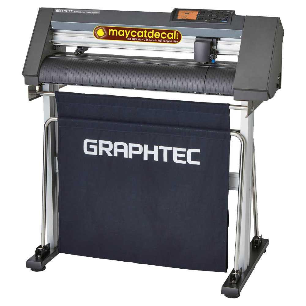 Graphtec CE7000-60 - Máy cắt decal cắt chữ nhỏ đẹp, bế tem nhãn nhanh